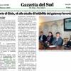 PORTI: GIOIA, IN REGIONE PRESENTATO STUDIO SU POLO LOGISTICA